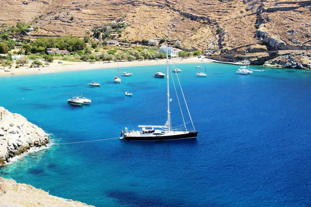 cyclades luxury holidays