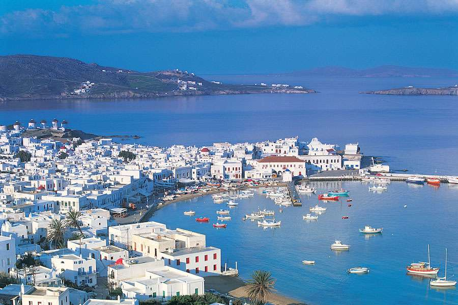 Mykonos luxury holidays