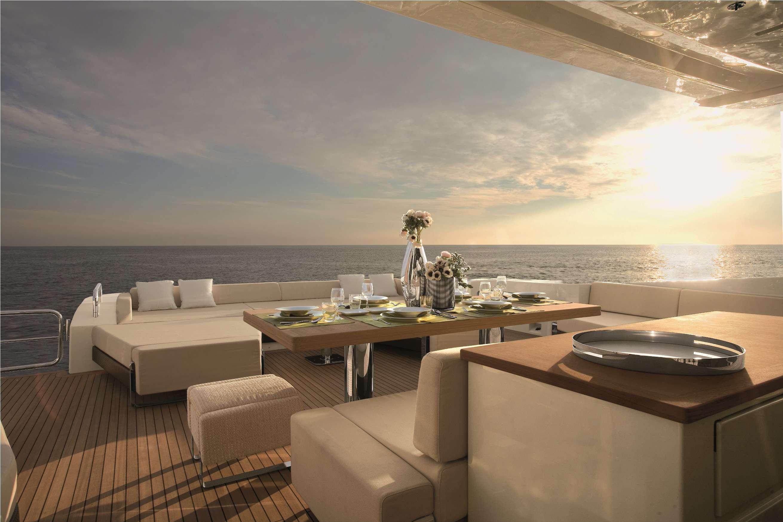 charter a motor yacht in Greece