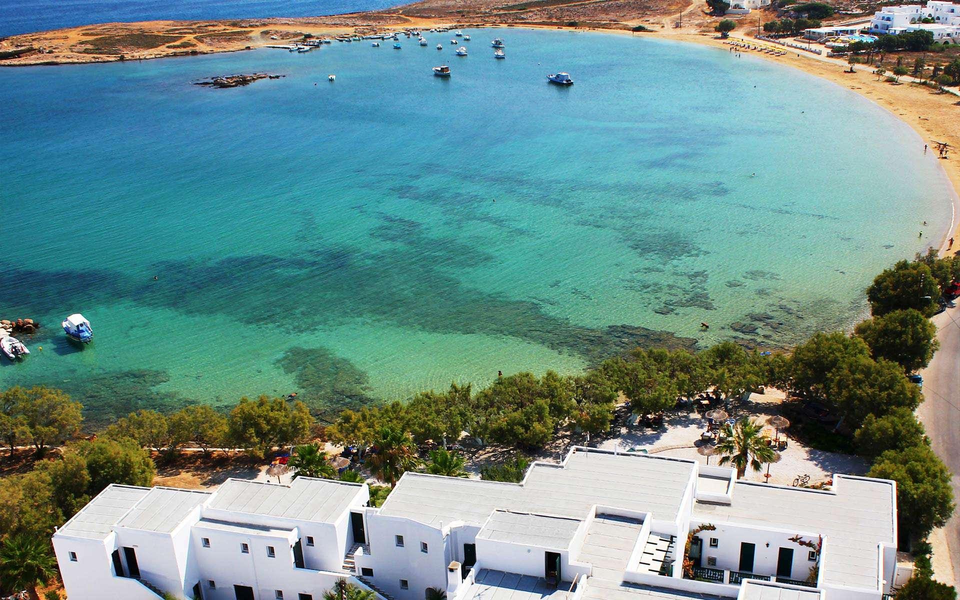 Paros luxury vacations