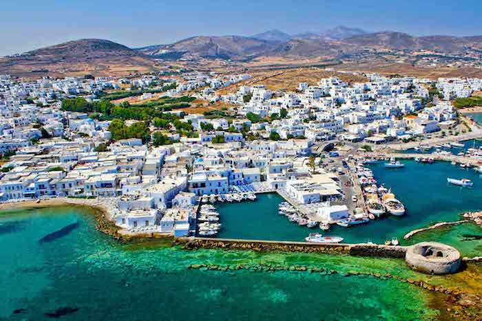 Paros luxury vacations