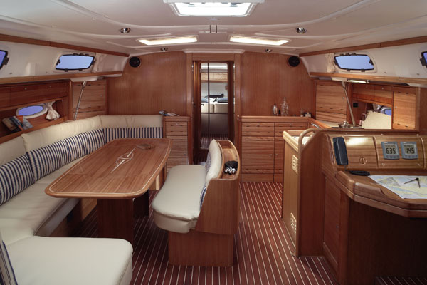 Halkidiki sailing yacht