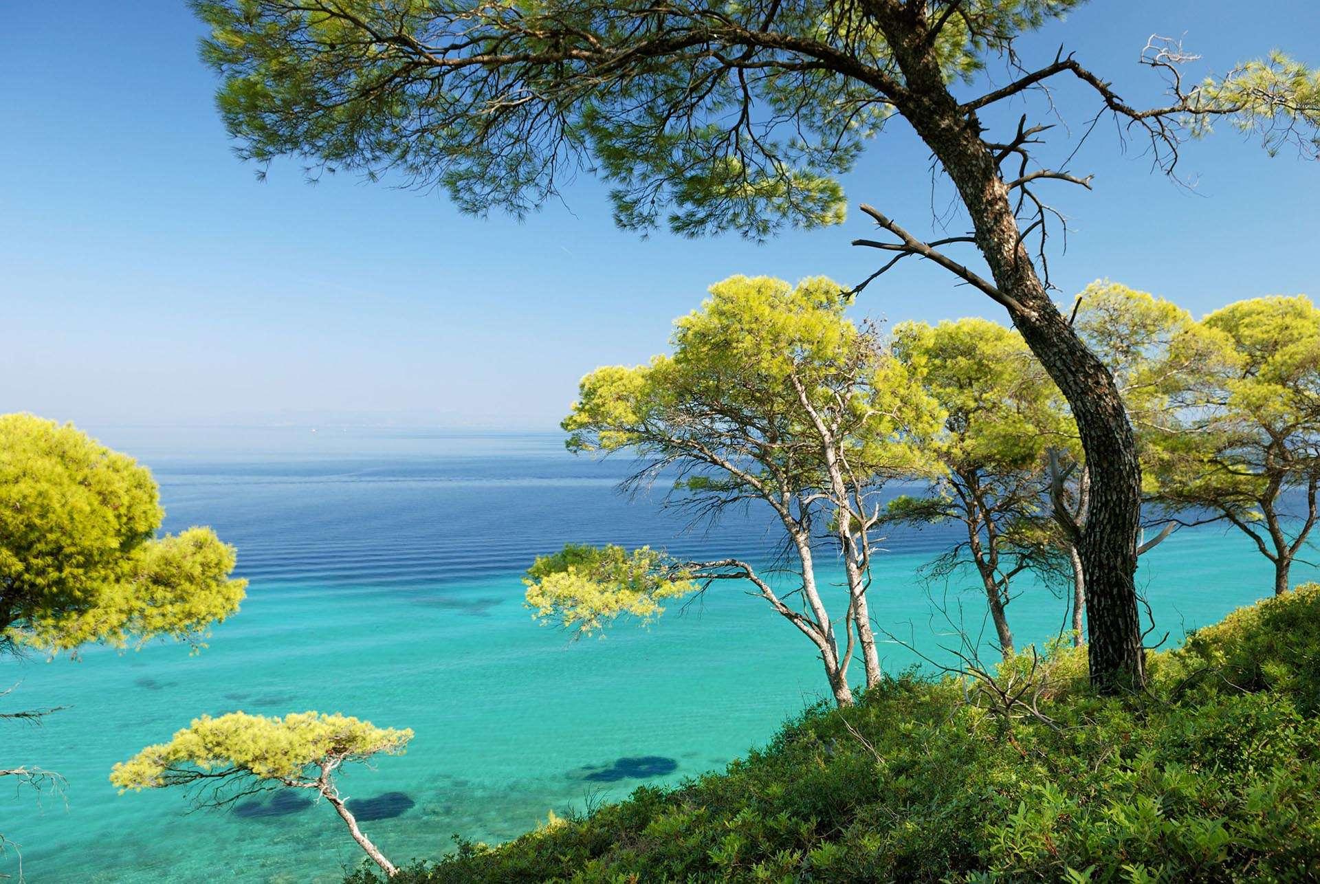 sailing holidays in Halkidiki