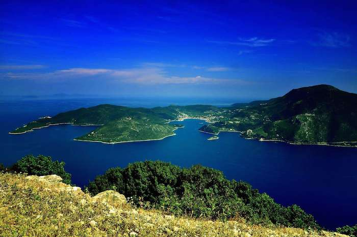 Ionian Islands cruise