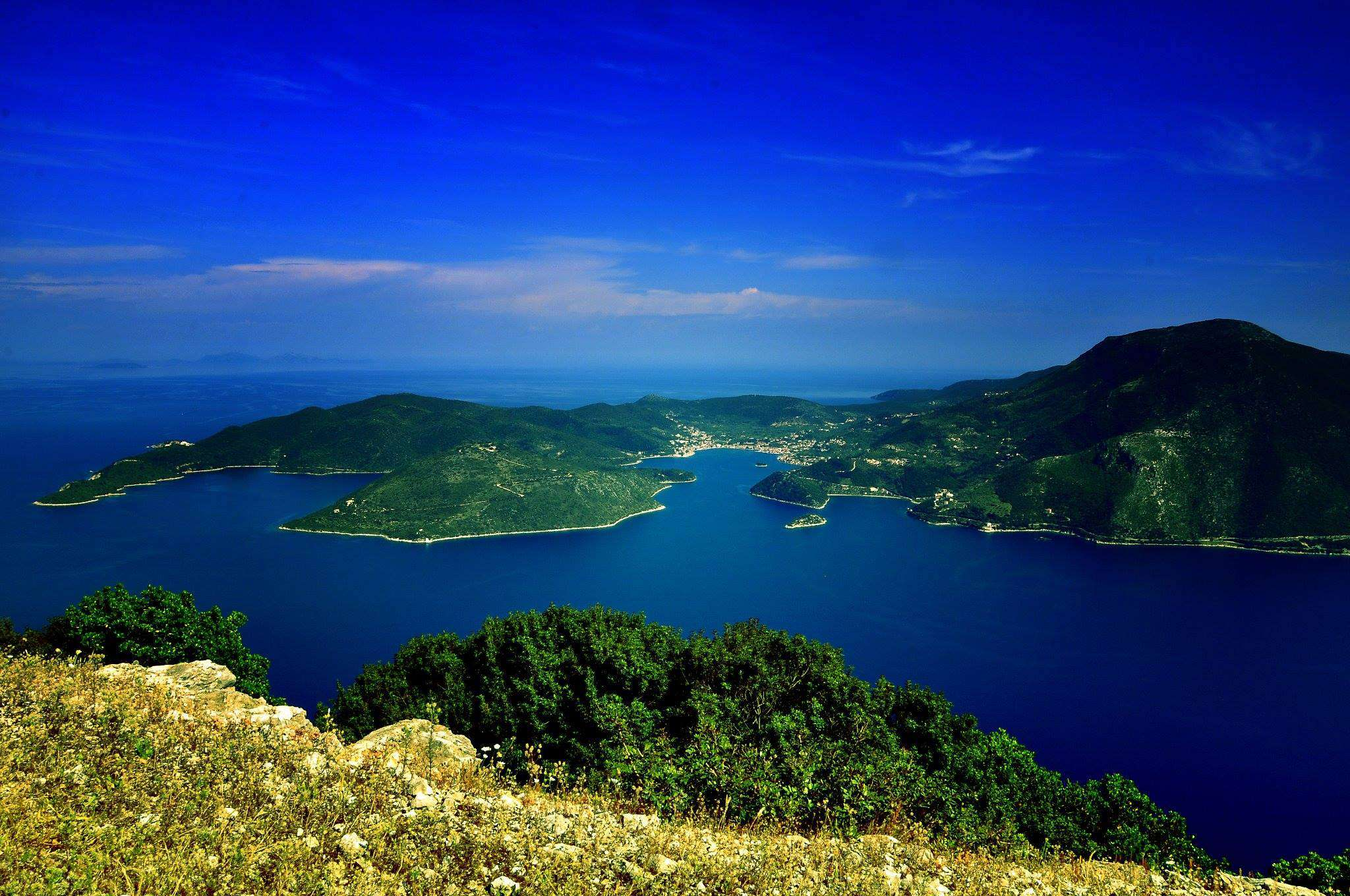 Ionian Islands cruise
