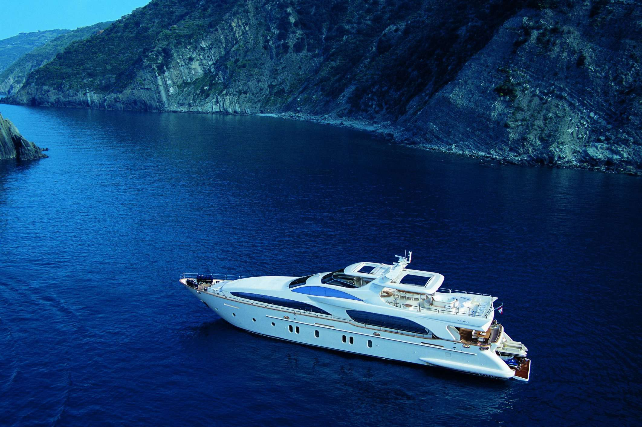 Sailing yacht or motor yacht our experienced captains will sail to
